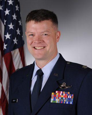 Lt. Col. Ryan Lippert
