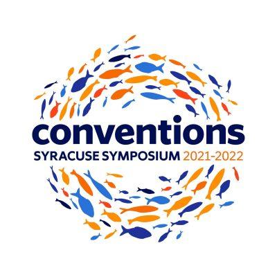 Conventions Syracuse Symposium 2021-22 artwork