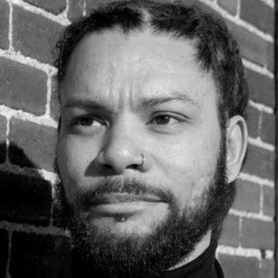 Portrait of Warrick Moses