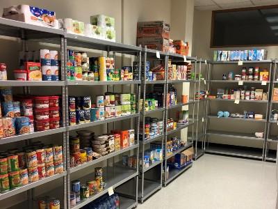 Hendricks Chapel Food Pantry
